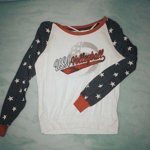 USA Volleyball Shirt